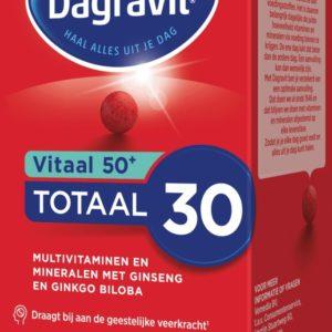 DAGRAV VITAAL 50 PLUS 100T