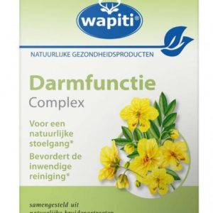 WAPITI DARMFUNCTIE COMPLEX 60D