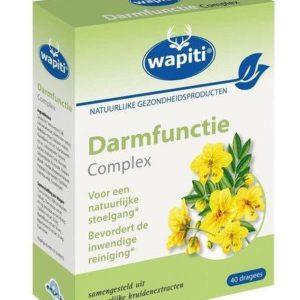 WAPITI DARMFUNCTIE COMPLEX 40D