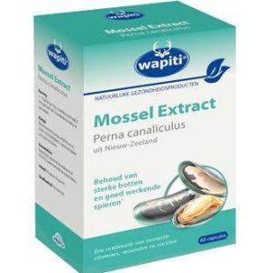 WAPITI MOSSEL EXTRACT 30T