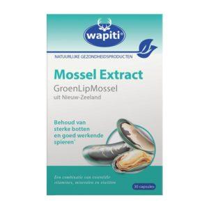Mossel extract