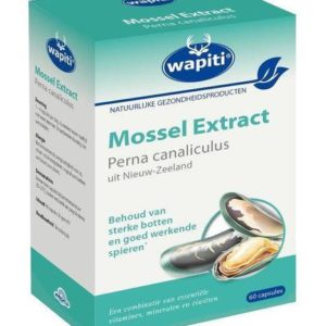 WAPITI MOSSEL EXTRACT 60T