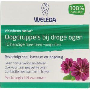Visiodoron malva oogdruppels 0.4 ml