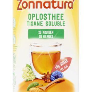 Zonnat Thee 20 Kruidendr Oplos 200G
