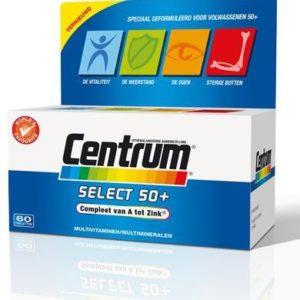 CENTRUM SELECT 50 PLUS 60T