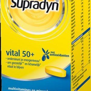 Suprad Vital 50 Plus 95T