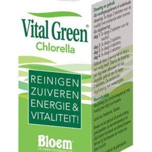 Chlorella vital green