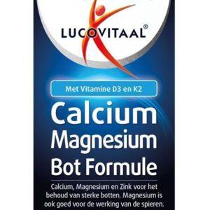 LUCOVITA CALCIUM MAGNESIUM BOT 60T