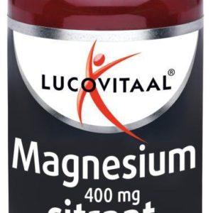 Lucovita Magnesium Citraat 400 60T