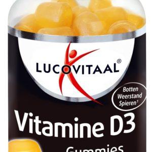 Lucovita Vitamine D3 Gummies 60S