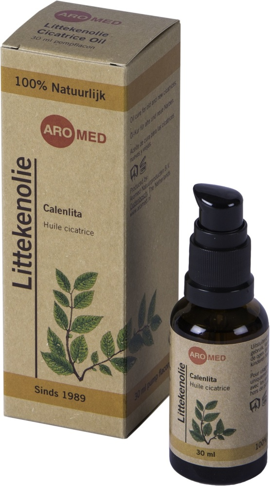 Aromed Calenlita Littekenolie 30M