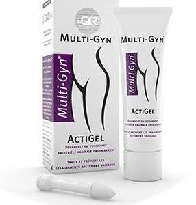 Multi Gyn Actigel Bioclin Tube 50M