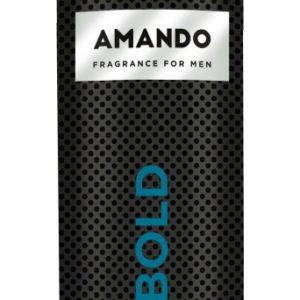 AMANDO DOUCHE FOAM BOLD 200M