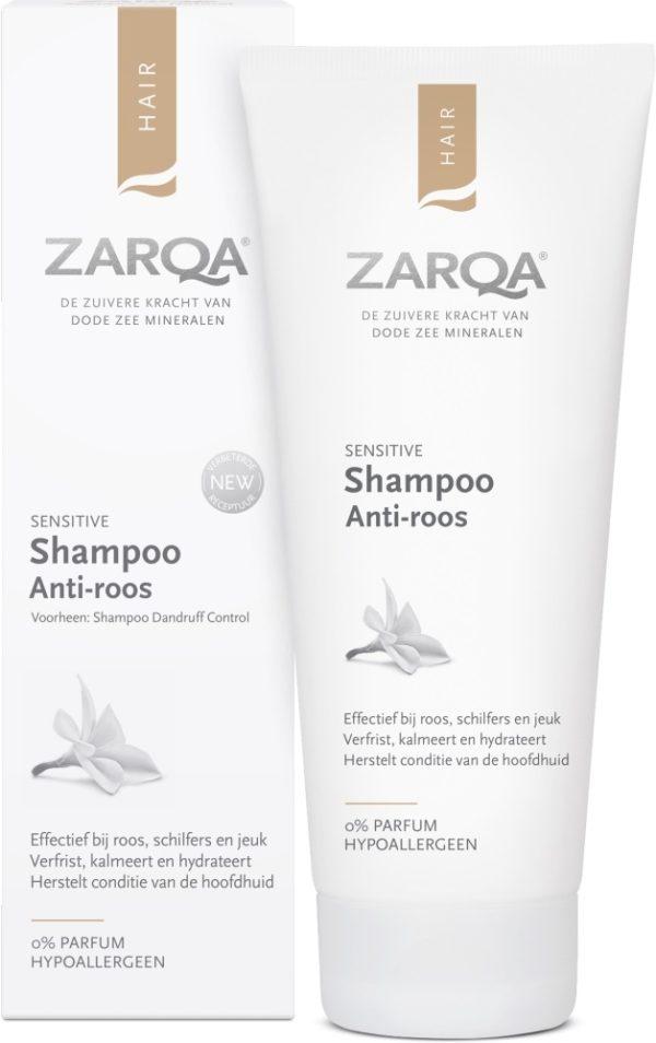 Zarqa Hair Shampoo Anti Roos 200M