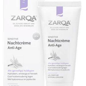 Zarqa Face Nachtcreme Anti Age 50M