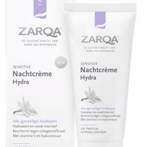 Zarqa Nachtcreme Hydra 50M
