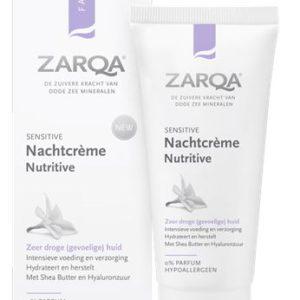 Zarqa Nachtcreme Nutritive 50M