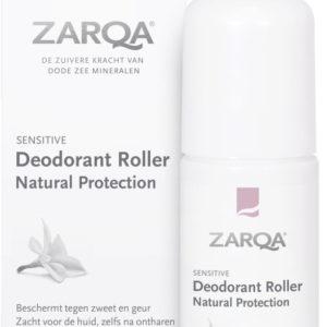 Zarqa Body Deo Roller Sens 50M