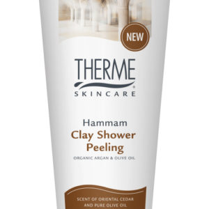 THERME DOUCHE CLAY SHW PEELING 200M