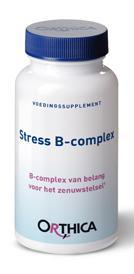ORTHICA STRESS B COMPLEX 90T