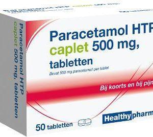 HEALTHY PARACETA CAPL500MG UAD 50S