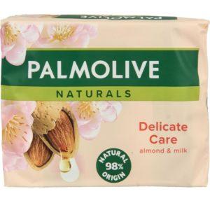 Zeep sensitive almond 90 gram