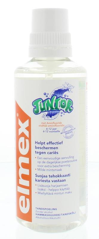 Tandspoeling junior