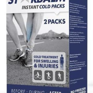 STAR BALM FAST COLD PACKS 2S