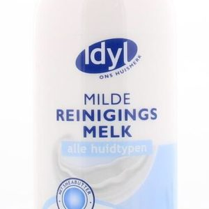 Reinigingsmelk mild alle huidtypen