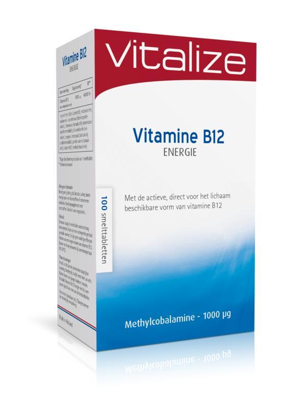 Vitamine B12 energie
