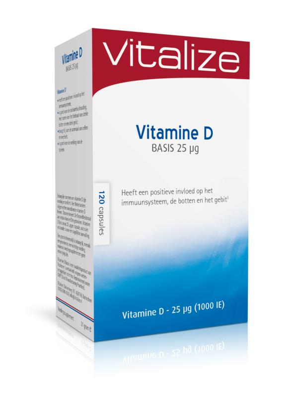 Vitamine D basis