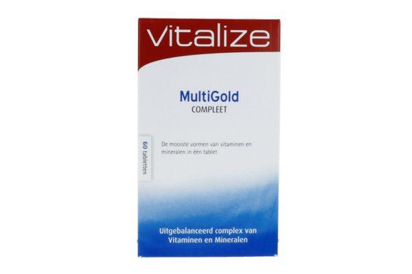 Vitalize Multigold Compleet 60T