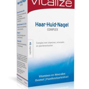 VITALIZE HUID HAAR NAGEL COMPL 45C