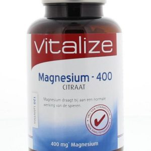 Magnesium 400 citraat