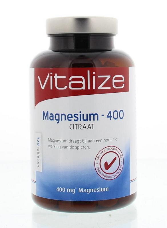Magnesium 400 citraat