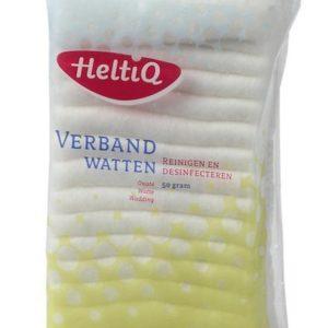 HELTIQ VERBANDWATTEN 50G