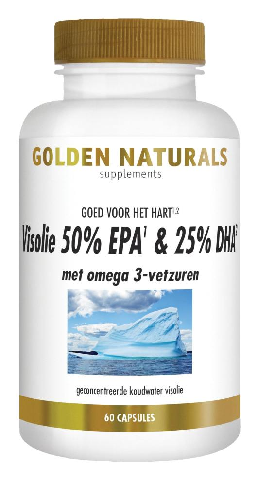 Gn Visolie 50% Epa&25% Dha 60 Softg