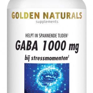 Gn Gaba 1000 Mg 60 Veganistische Ta
