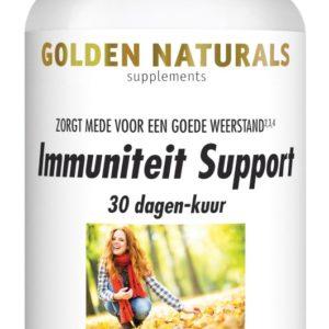 GOLDEN NATURALS IMMUN SUPP 90VC