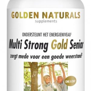 Gn Multi Strong Gold Senior 60 Vega