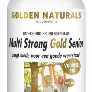 GOLDEN NATURALS MULTI STR SENR180VC