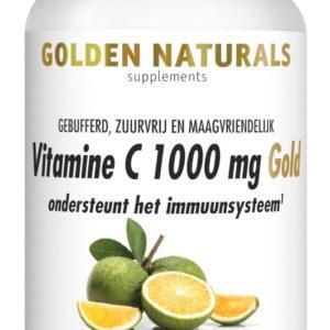 GOLDEN NATURALS VIT C1000 GOLD 60VT