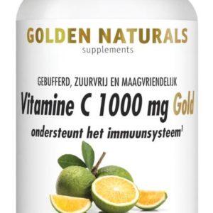 Vitamine C1000 mg gold