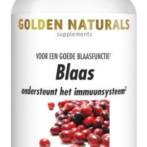 GOLDEN NATURALS BLAAS 60VT