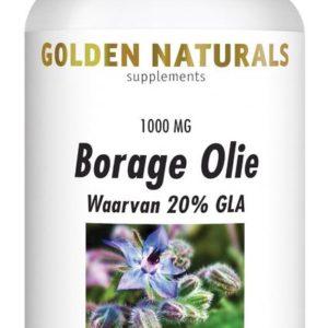 Gn Borage Olie 60 Caps