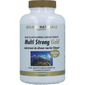 GOLDEN NATURALS MULTI STR 180C