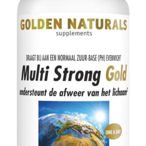 Gn Multi Strong Gold 30 Tabl