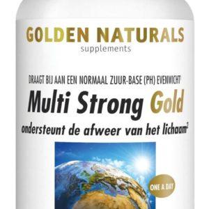 Gn Multi Strong Gold 60 Vega Tabl