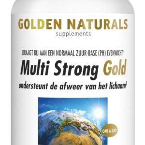 GOLDEN NATURALS MULTI STR 90T