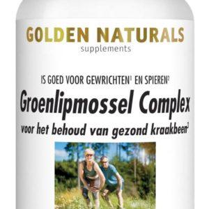 Gn Groenlipmossel Complex 60 Caps